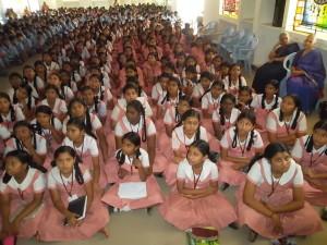 WW Day Madurai, Mahatma School Ch_