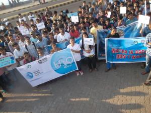 WW Day with Gitam Unversity Students SAM_2170